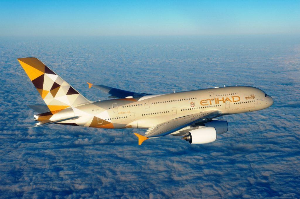 Etihad Airways разрешила покупать авиабилеты в рассрочку