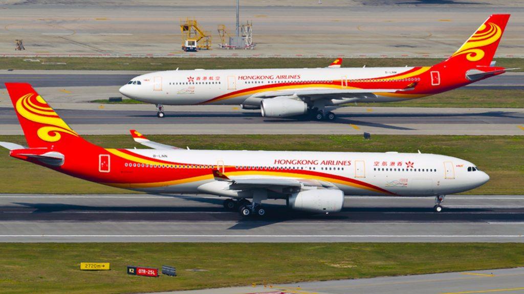 Hong Kong Airlines 1024x576 - Авиакомпания Hong Kong Airlines получила Airbus A350-900