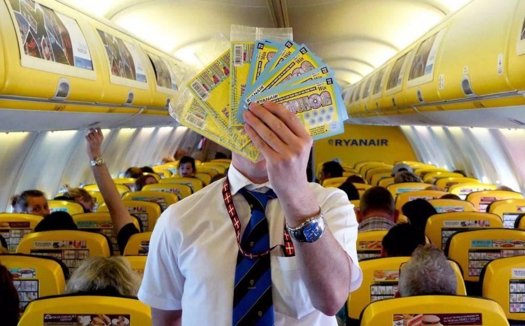 Ryanair 2 1024x637 - Авиакомпания Ryanair сократит 2000 рейсов