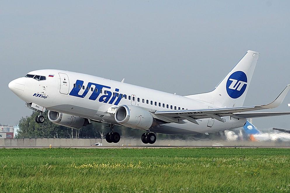 Авиакомпания UTair увеличить число международных рейсов
