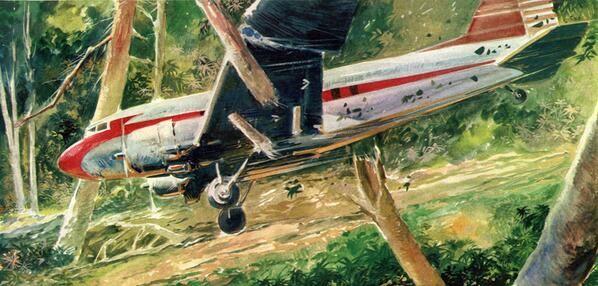 Новый ход дела в расследовании авиакатастрофы с генеральным секретарем ООН на борту