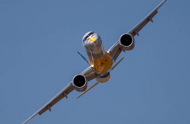«E-Jet/E-2» получит новый комплекс технического мониторинга