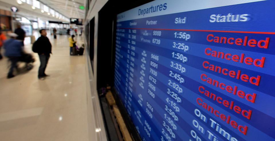 otmena reysov - Авиакомпании отменяют рейсы на Карибские острова