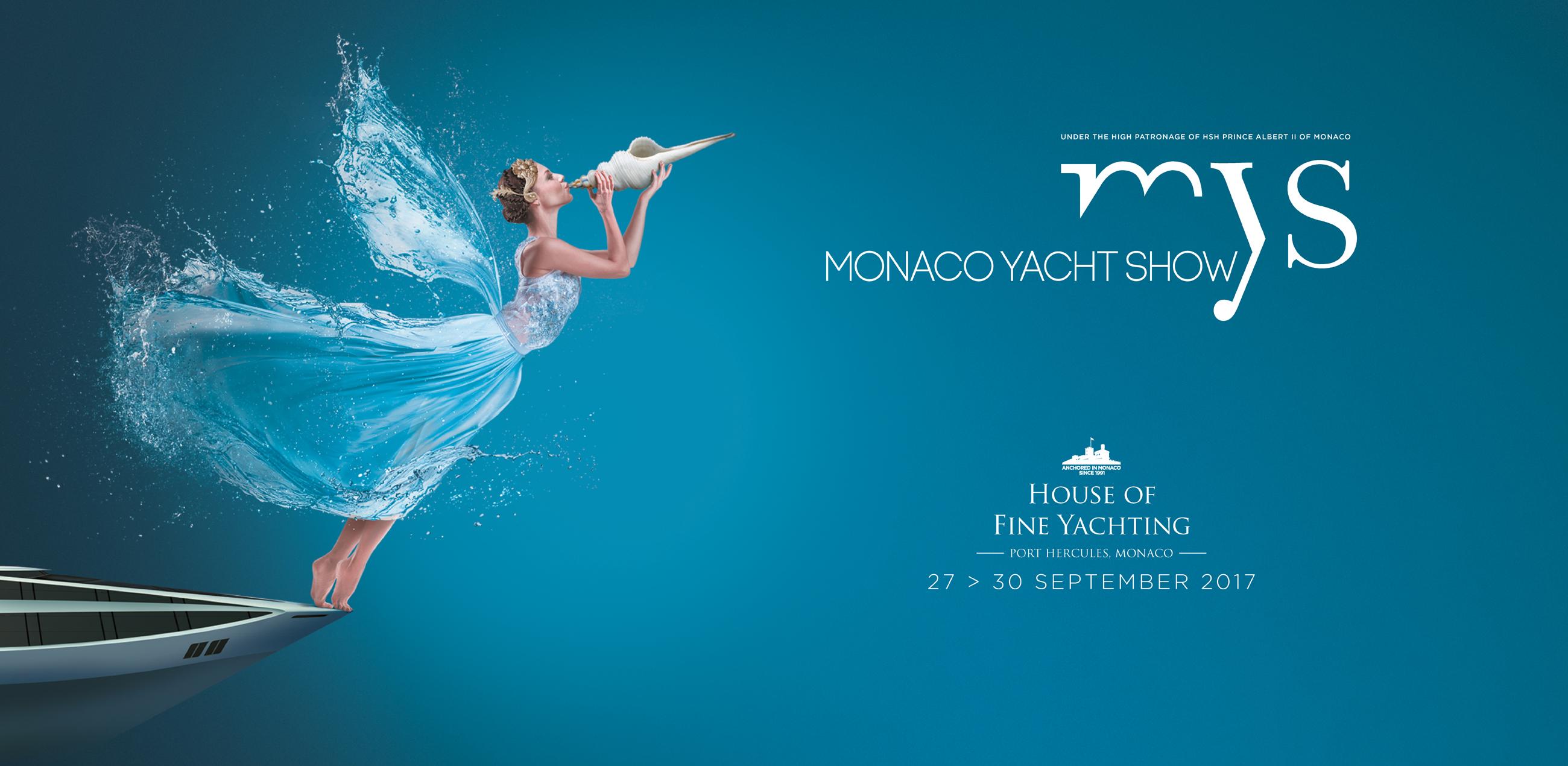 Монако Яхт Шоу MYS 2017