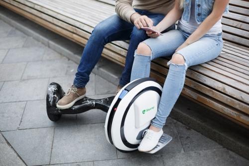Сигвеи и гироскутеры для пассажиров