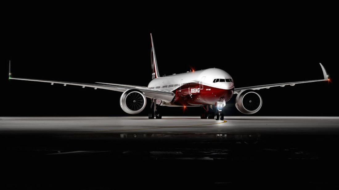 Boeing начал сборку первого прототипа из семейства 777X