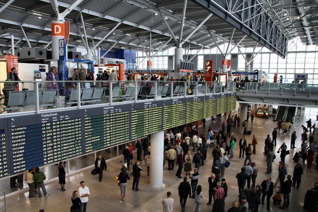 2 1 - Введен режим особого контроля полетов в США