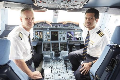 Emirates будет использовать новые технологии для безопасности полетов
