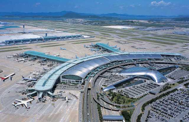 7190 - Рейтинг лучших аэропортов мира за 2017 год