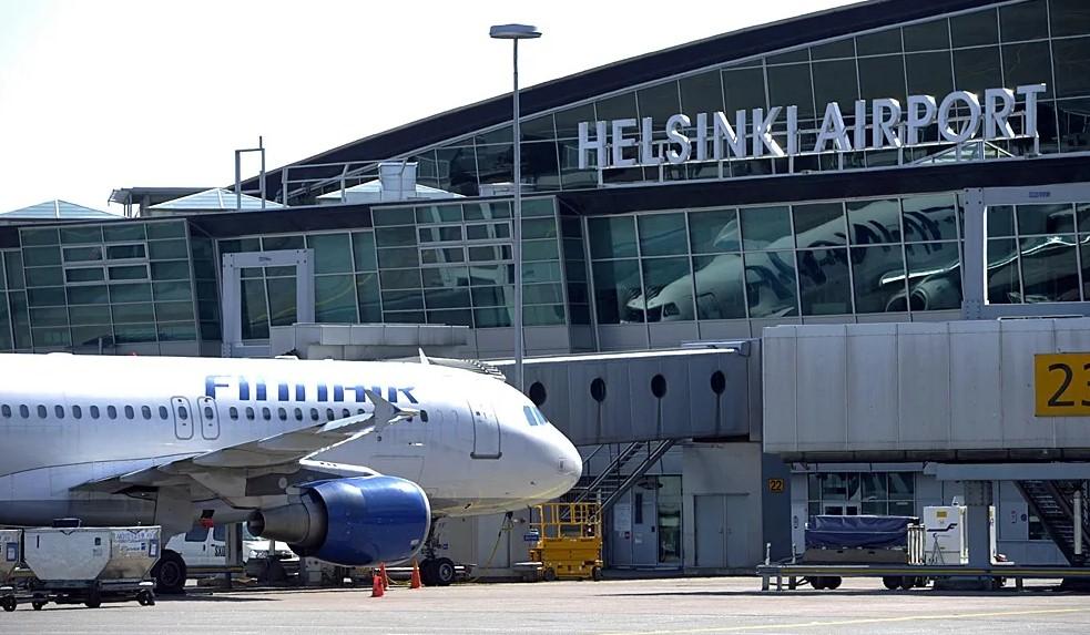 В аэропорте Хельсинки началась модернизация