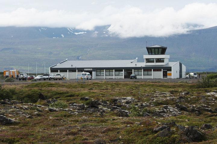 Airport1 - Аэропорт Гьёгур Исландия коды IATA: GJR, ICAO: BIGJ