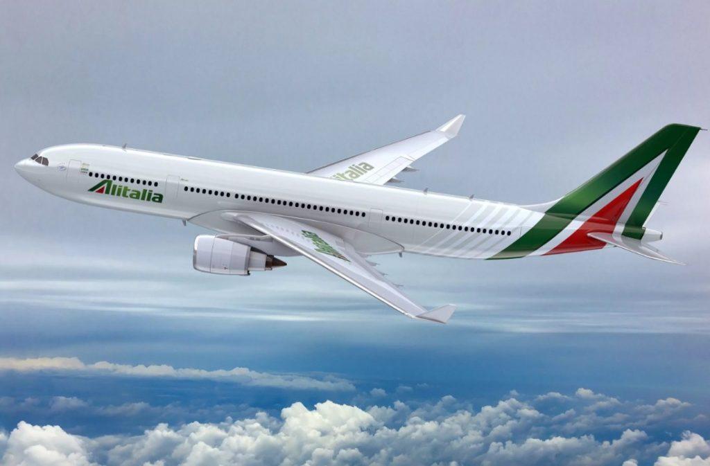 Alitalia 1024x673 - Lufthansa готова заплатить полмиллиарда евро за Alitalia