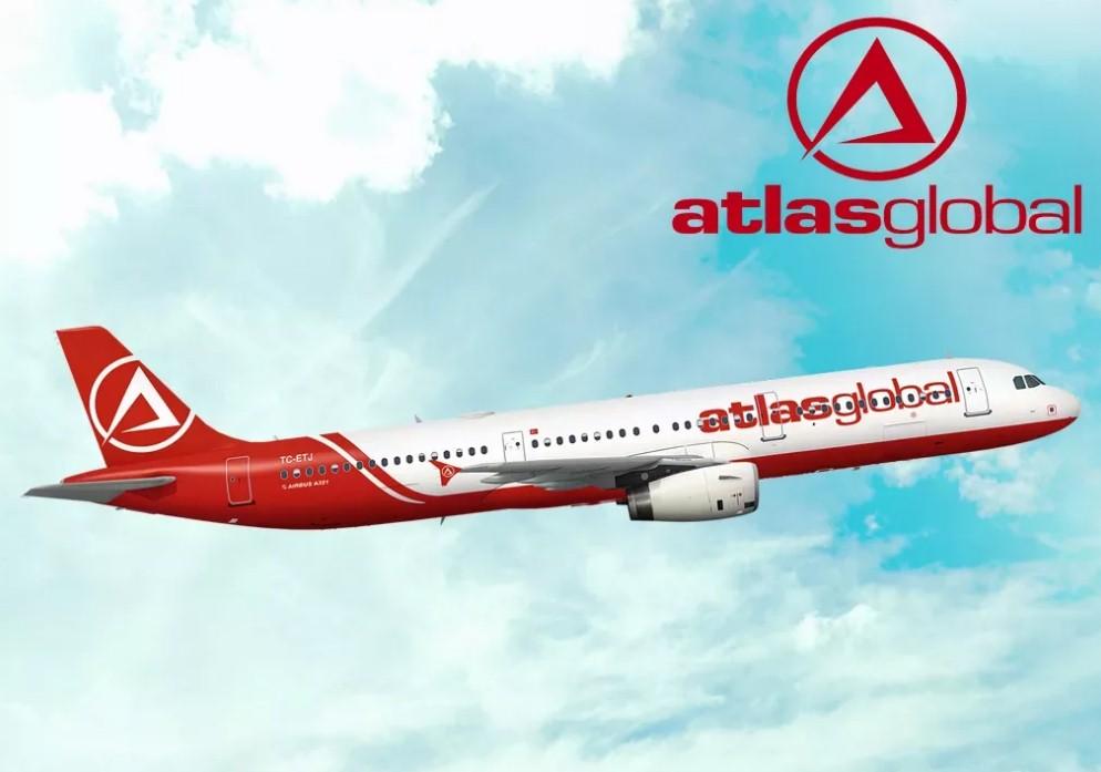 Atlasglobal - Безлимитные проездные предложила авиакомпания Atlasglobal