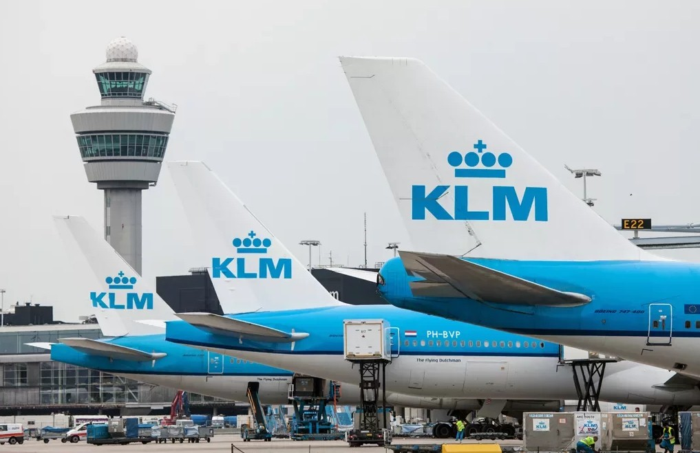 Авиакомпания KLM запустила на сайте новый бот на базе ИИ