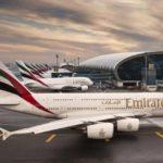 Авиакомпания Emirates примет участие в «черной пятнице»