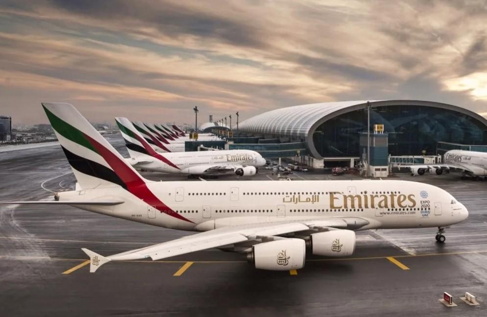Emirates - Авиакомпания Emirates примет участие в «черной пятнице»