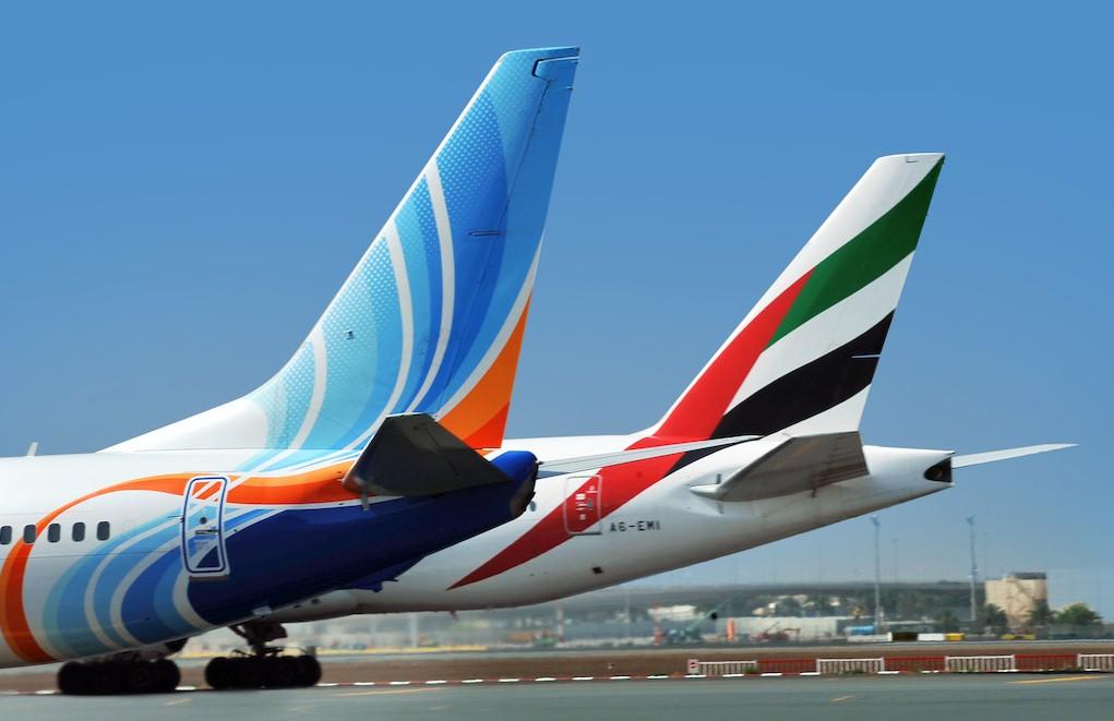 Авиакомпании Flydubai и Emirates заключили договор о код-шеринге