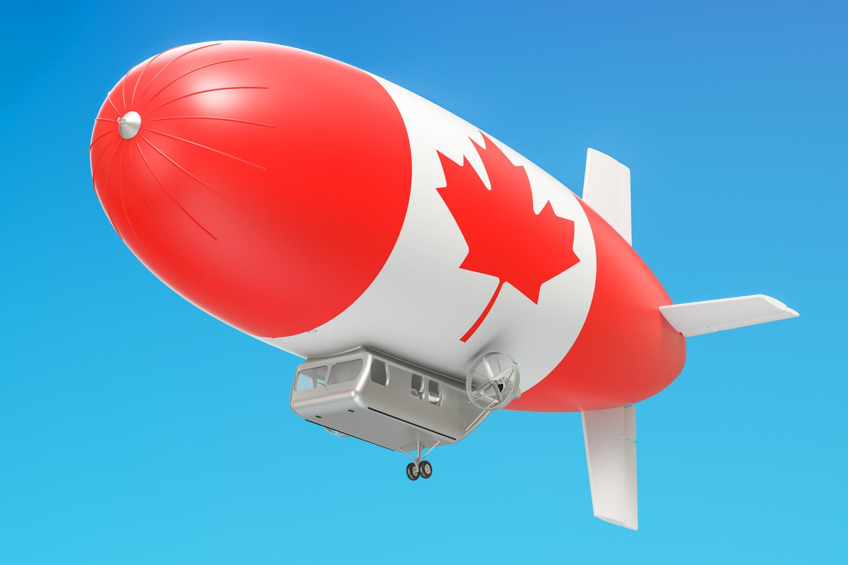 Fotolia 162680787 Subscription Monthly M - Малая авиация в Канаде