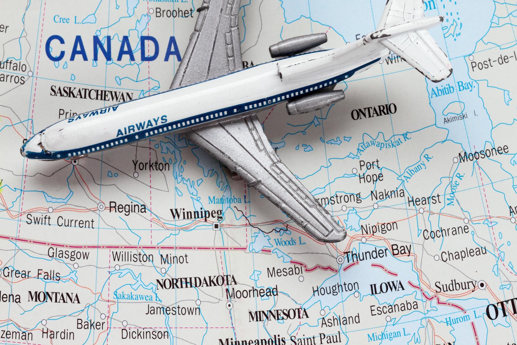 Fotolia 26273097 Subscription Monthly M - Малая авиация в Канаде