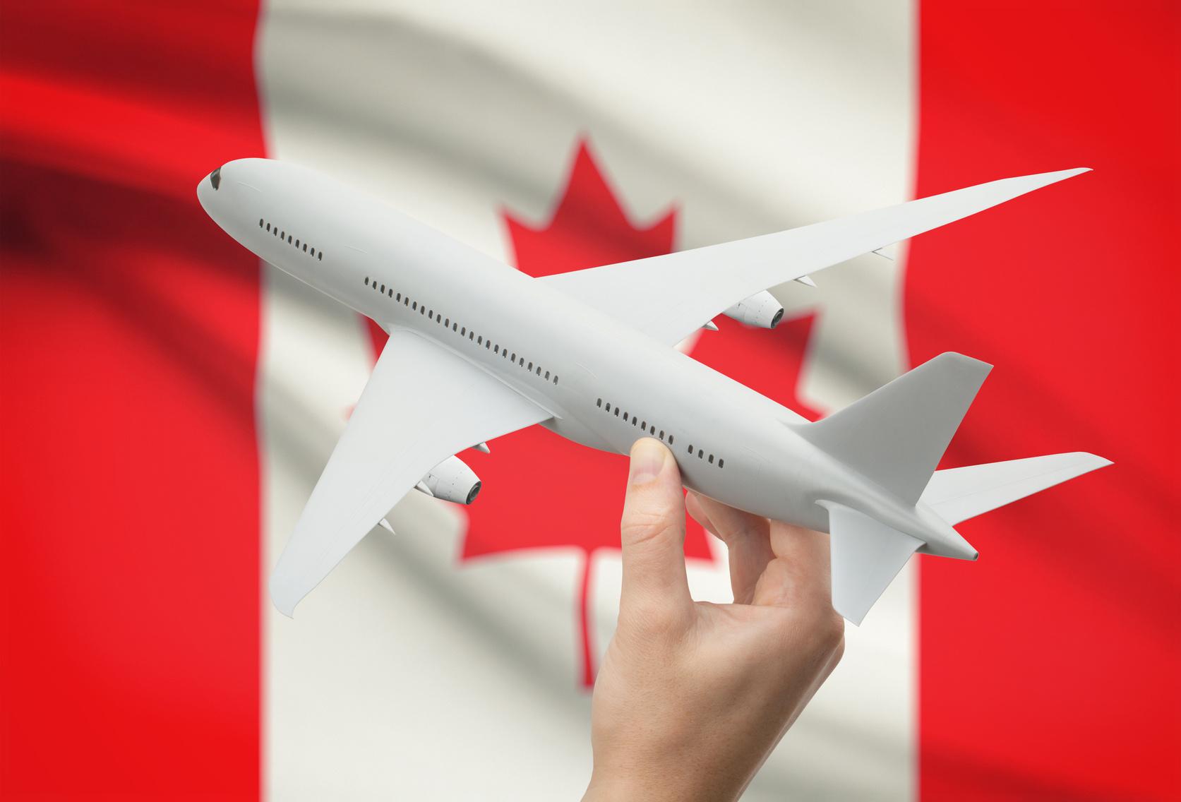 Малая авиация в Канаде