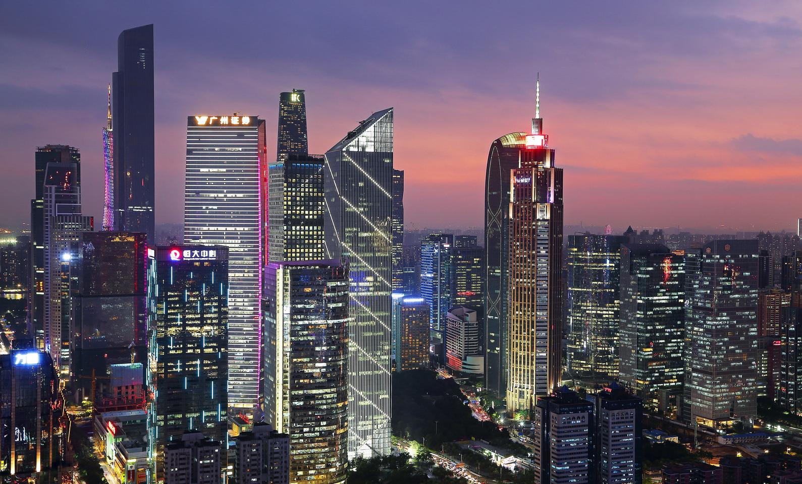 Guanchzhou - Что посмотреть в Китае?
