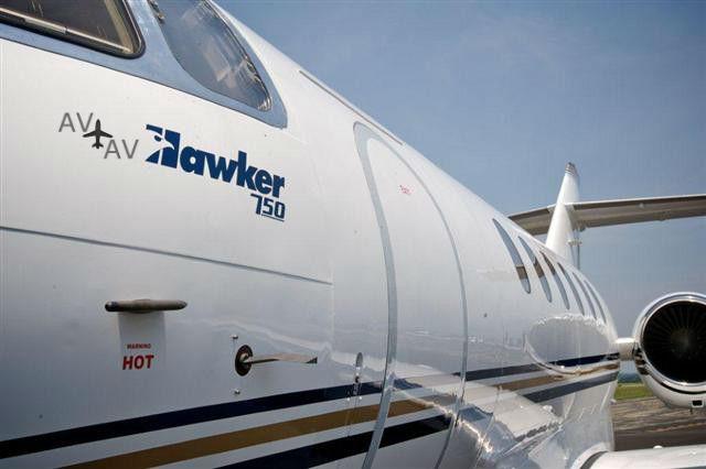Hawker Beechcraft 750 4 - Beechcraft Hawker 750