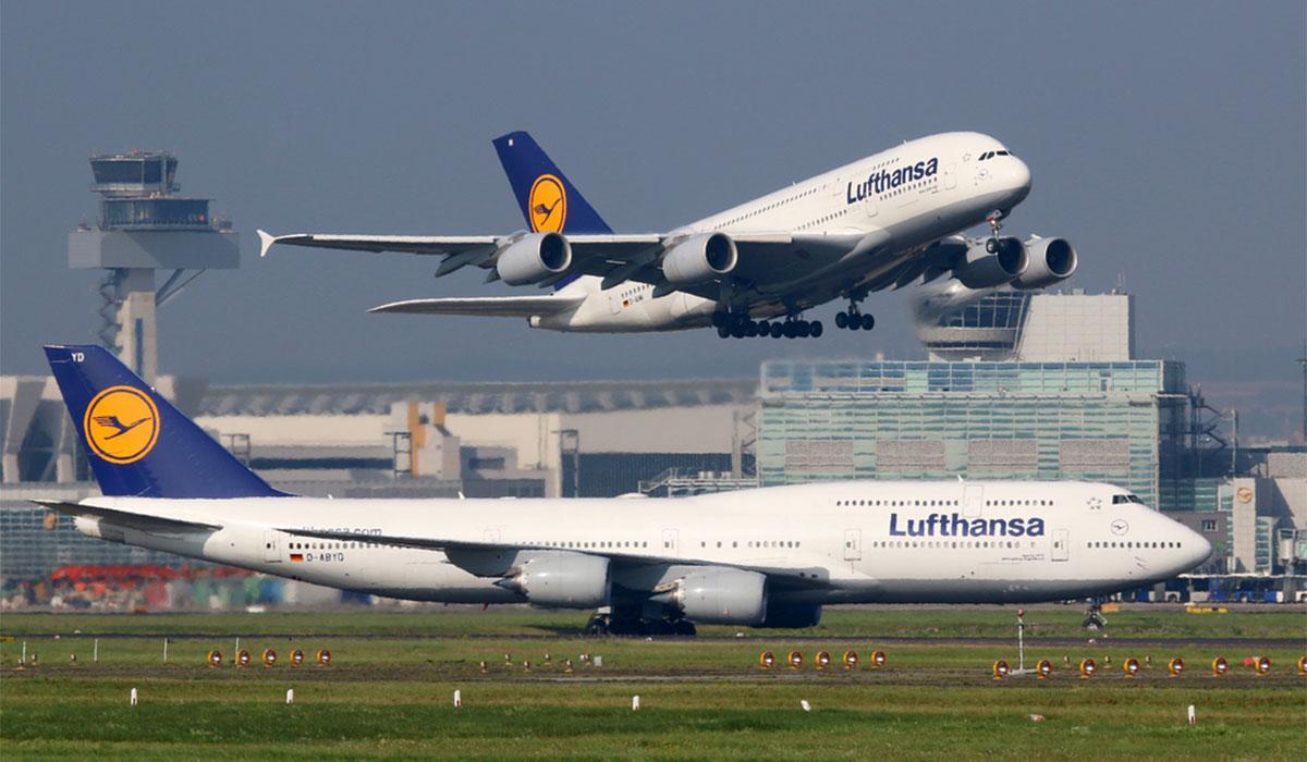 Авиакомпания Lufthansa приобретёт большую часть Air Berlin
