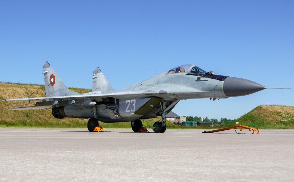 Пилоты ВВС Болгарии отказались летать на МиГ-29