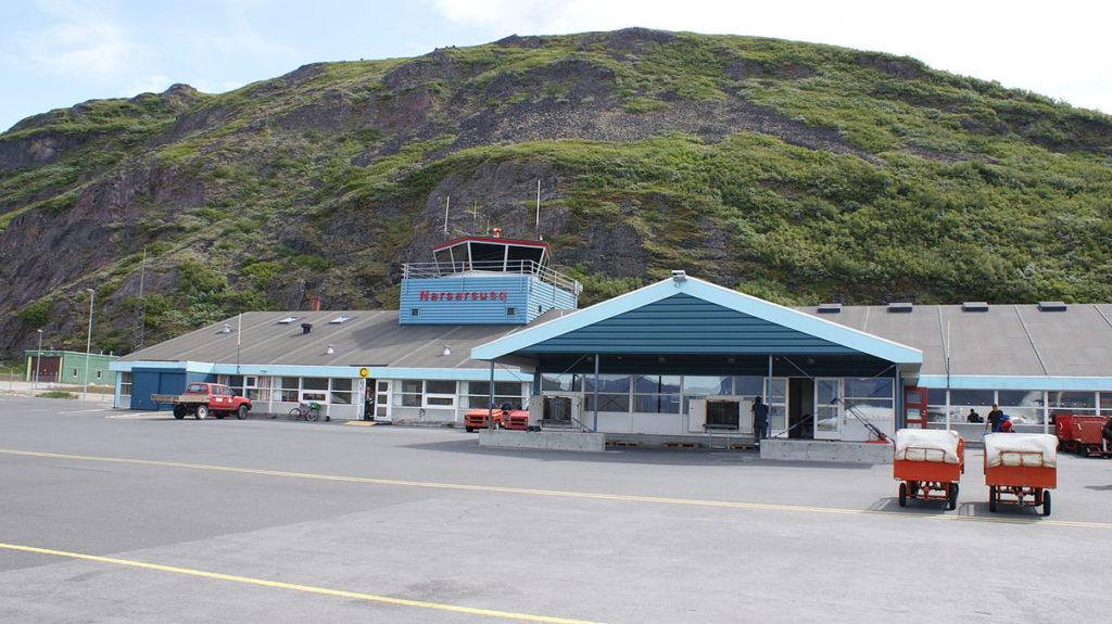 Narsarsuaq airport 1024x575 - Аэропорт Нарсарсуак Гренландия коды IATA: UAK, ICAO: BGBW