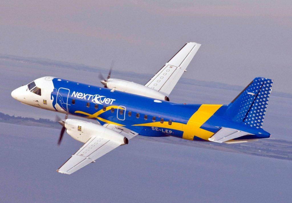 Неизвестные повредили самолет авиакомпании Nextjet