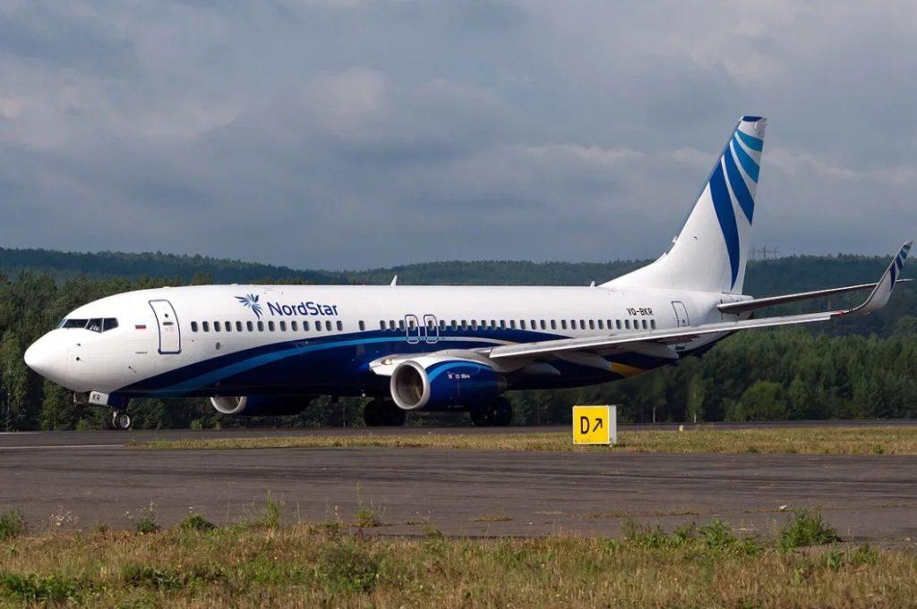 NordStar Airlines 1024x681 - Авиакомпания NordStar Airlines оштрафована за задержку рейса
