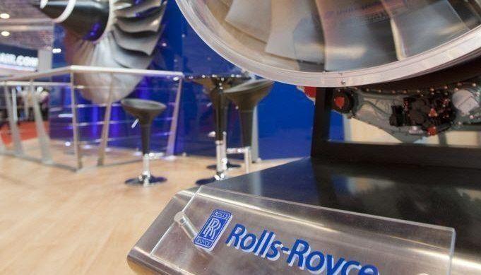 Rolls Royct - Rolls-Royce делает ставку на виртуальную реальность при проектировании двигателей