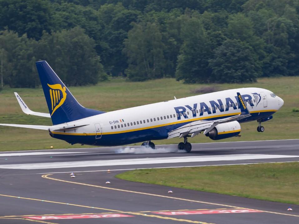 Ryanair 2 - Бельгия подает в суд на авиакомпанию Ryanair
