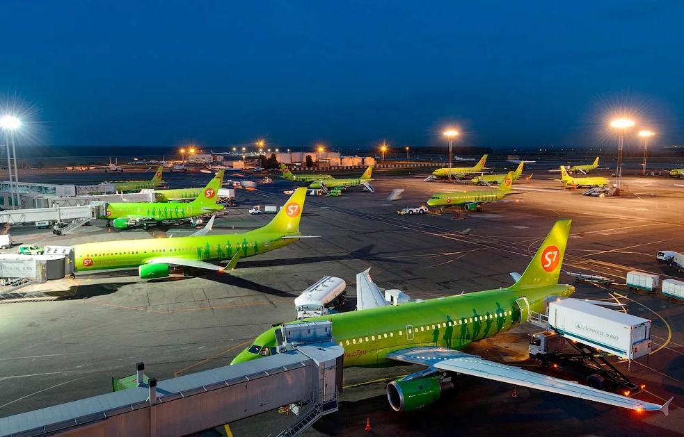 S7 Airlines - Авиакомпания S7 Airlines перевезет пассажиров с авиабилетами Air Berlin