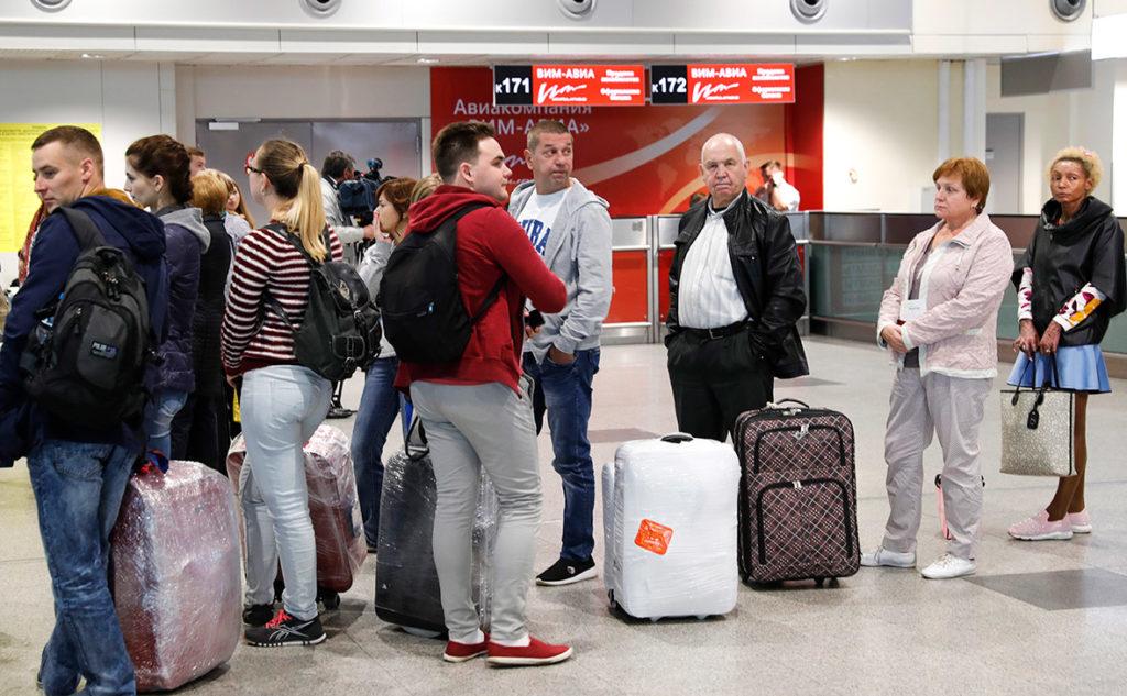 VIM Avia 1024x633 - Пассажиры «ВИМ-Авиа» получат компенсации от «АльфаСтрахование»