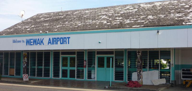 Wewak airport - Аэропорт Вевак Папуа-Новая Гвинея коды IATA:WWK