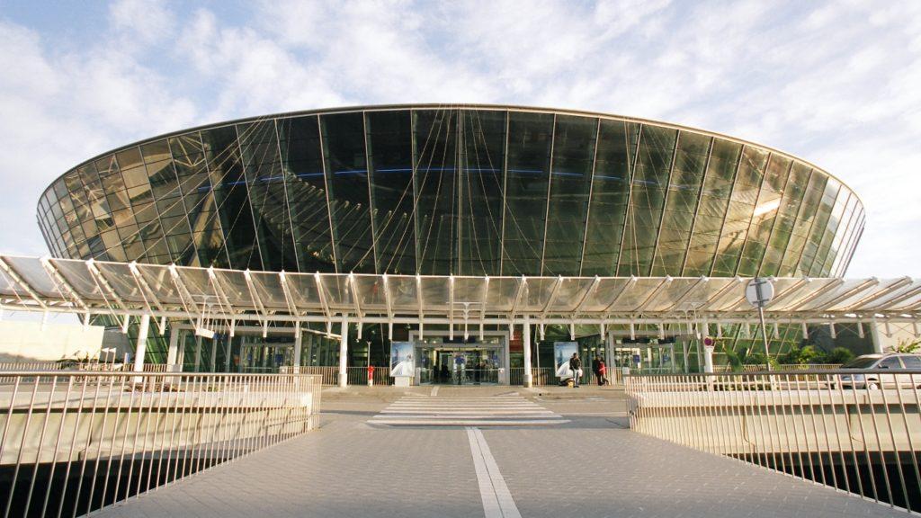 Робота-помощника получил аэропорт Ниццы