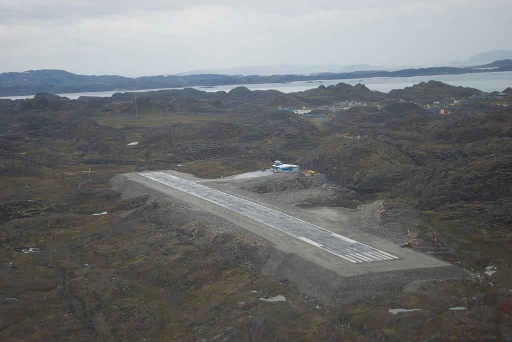 airport 1024x685 - Аэропорт  ПаамиутГренландия коды IATA: JFR, ICAO: BGPT