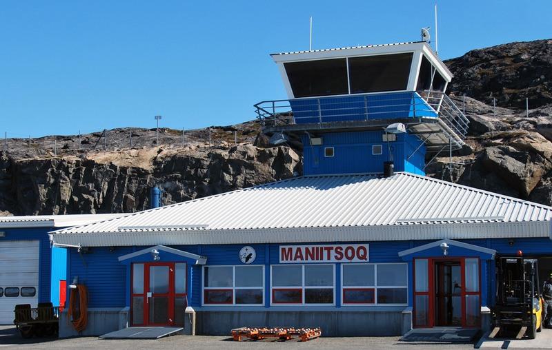 airport1 - Аэропорт Маниитсок Гренландия коды IATA: JSU, ICAO: BGMQ