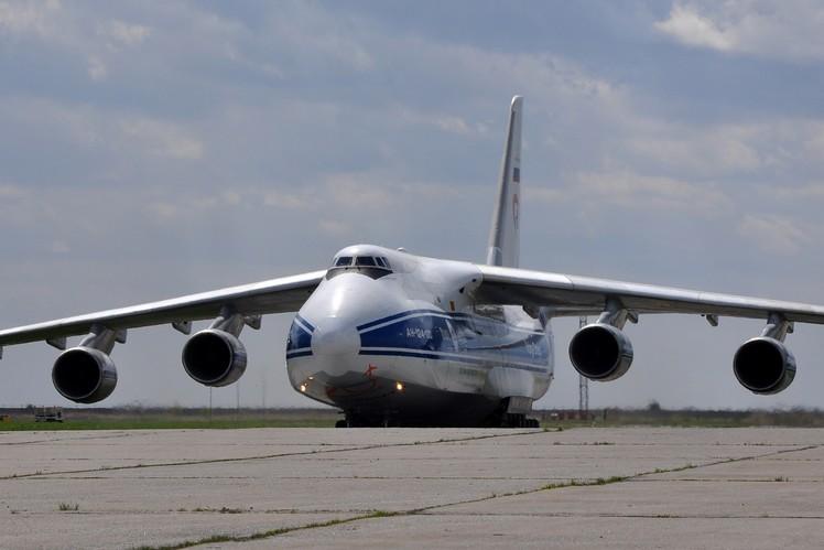 an 124 ruslan - Ан-124 «Руслан» - уникальный военно-транспортный самолет