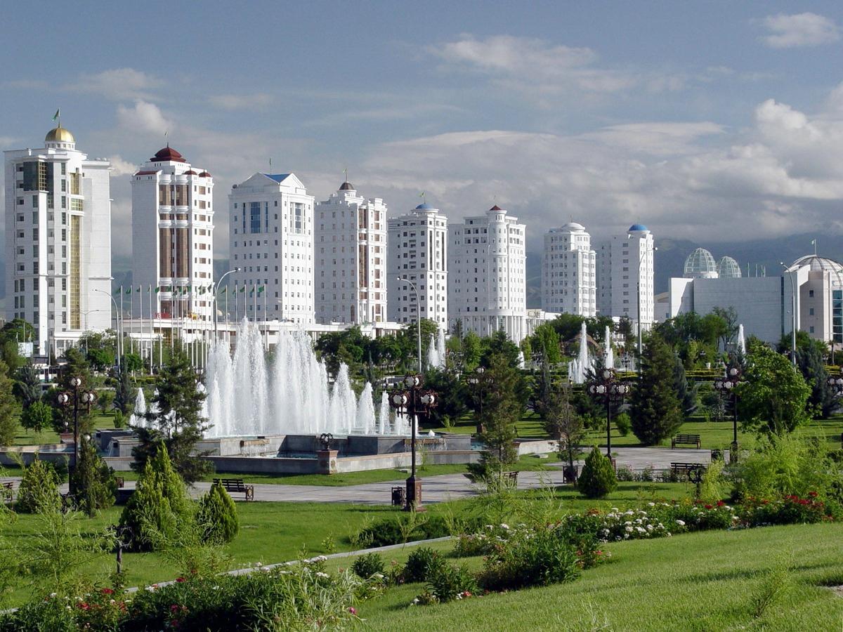 ashhabad - Малая авиация Туркменистана