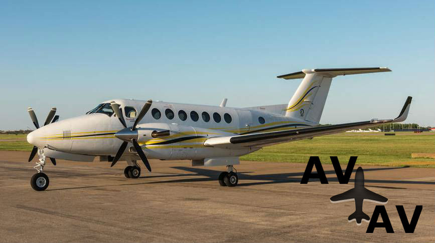 beechcraft king air 350 1 - Beechcraft King Air 350