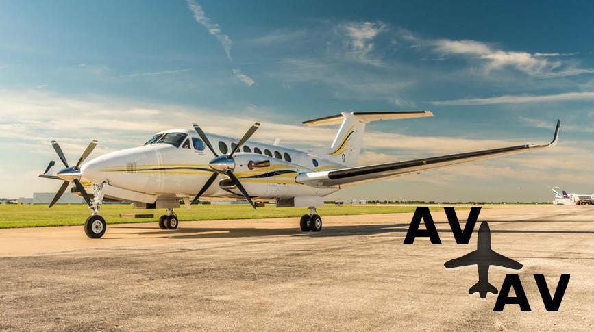 beechcraft king air 350 - Beechcraft King Air 350