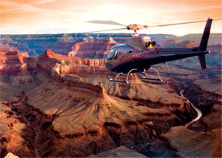 canyon - Вертолетные экскурсии по Гранд-Каньону