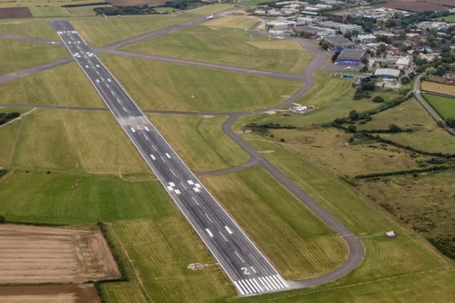 cranfield airfield - Университет Cranfield запустит виртуальную диспетчерскую вышку