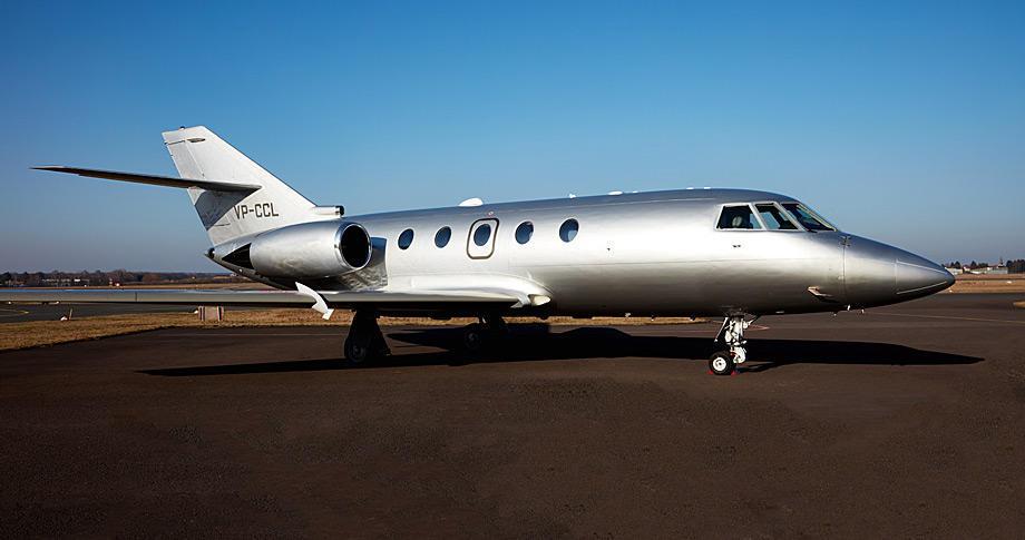 dassault falcon 200 3 - Dassault Falcon 200