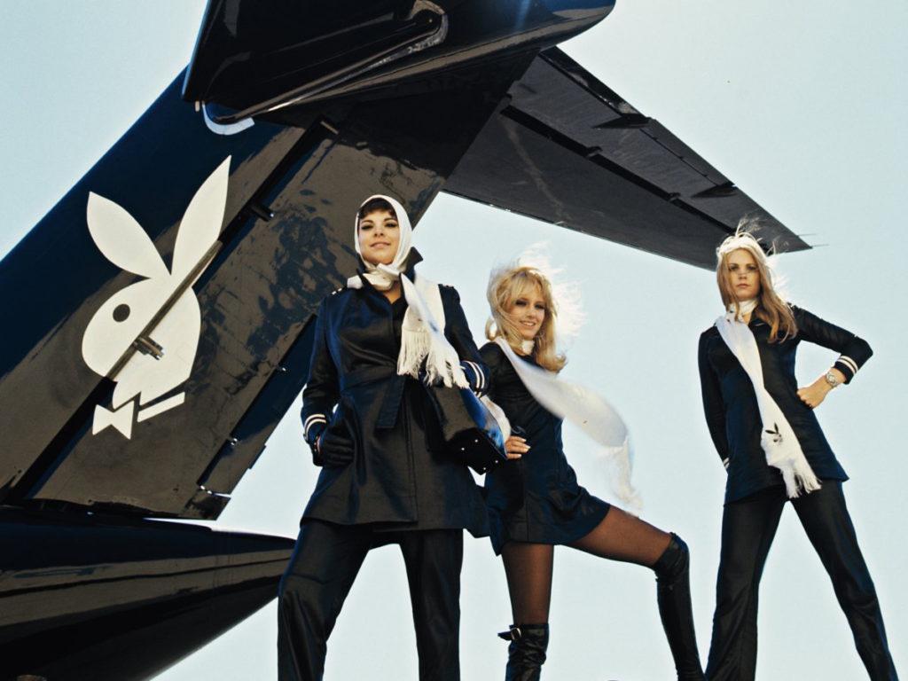Самолет основателя Playboy - первенец деловой авиации