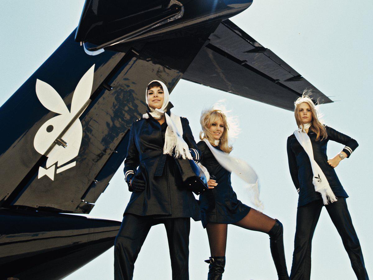 dc 9 playboy 2 - Самолет основателя Playboy  - первенец деловой авиации