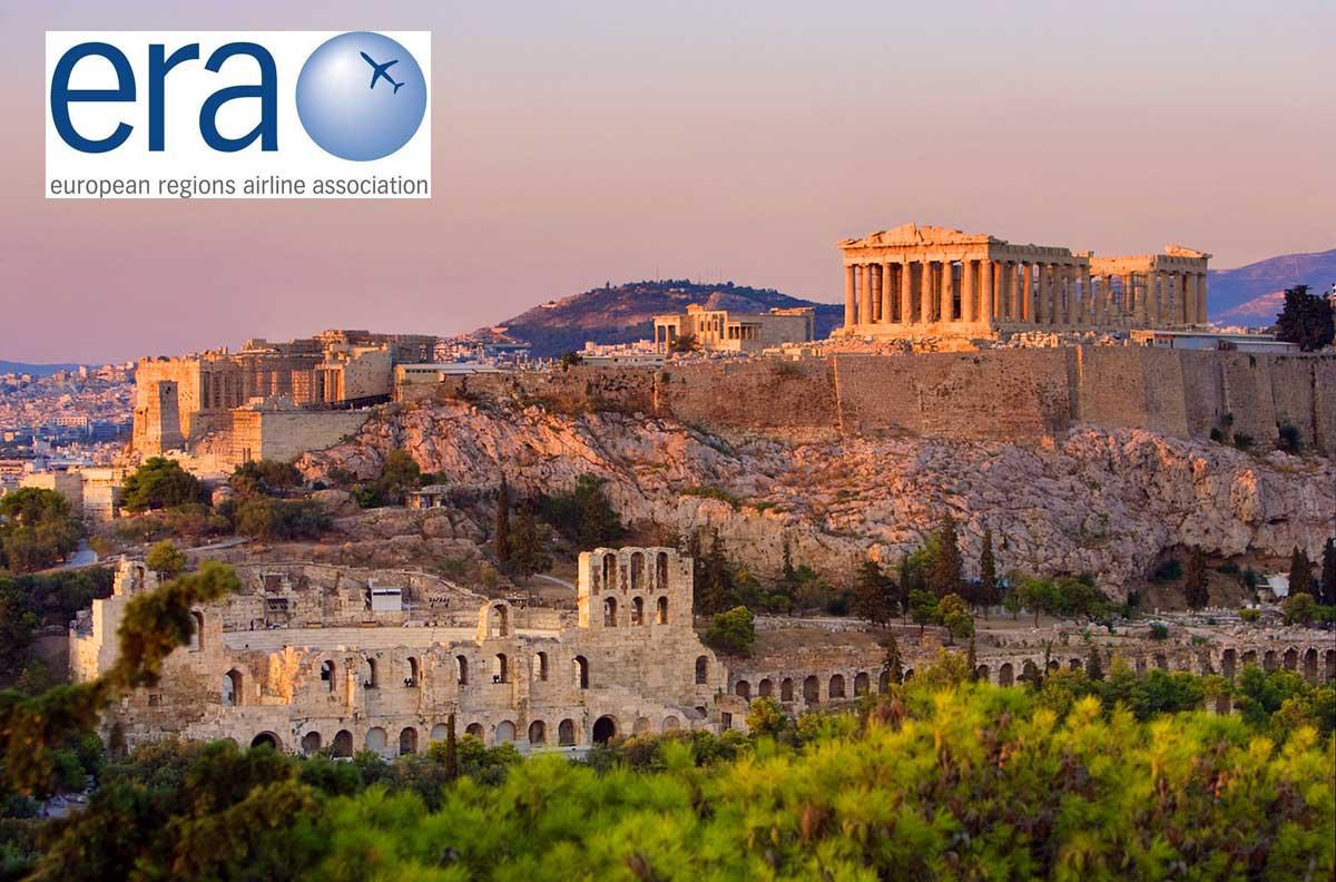 era athens 2017 - В Афинах прошла Всеобщая конференция Европейской ассоциации региональных авиалиний