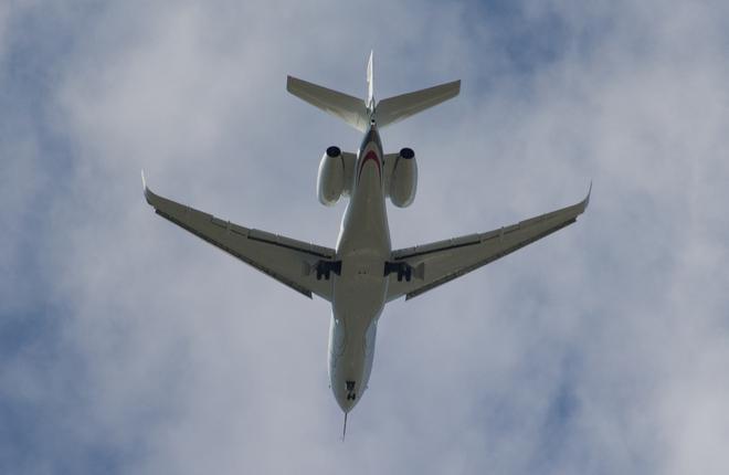 В Dassault Aviation решили повременить с выводом на рынок Falcon 5X